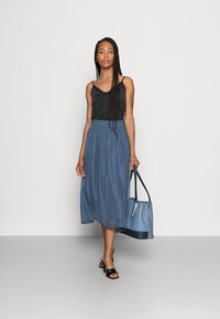 Saint Tropez - CORAL SKIRT - A-line skirt - china blue - 1