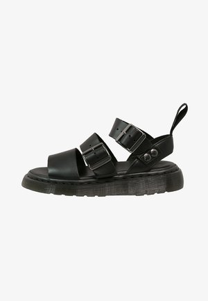 GRYPHON - Sandals - black