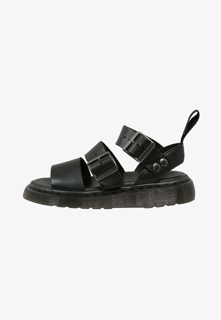 Dr. Martens - GRYPHON - Sandals - black
