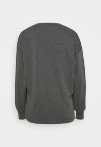Nike Performance - CORE  - Sweatshirt - black/dark smoke grey - 6