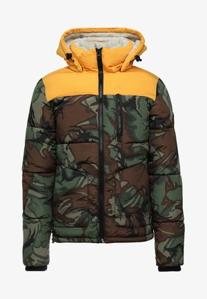 EXPEDITION - Winter jacket - bold yellow