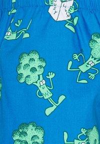 Lousy Livin Underwear - PYJAMA PANT BROCCOLI - Pyžamový spodní díl - directorie blue - 2