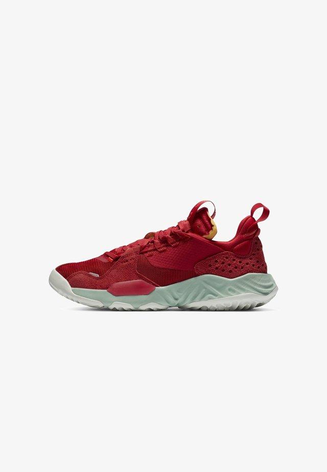 SKO JORDAN  - Chaussures d'entraînement et de fitness - gym red/pistachio frost/infrared 23