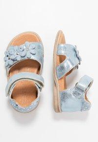 Froddo - CARLINA MEDIUM FIT - Baby shoes - light blue - 0