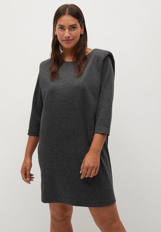 MABEL - Jumper dress - gris