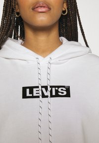 Levi's® - GRAPHIC CROP PRISM - Sweatshirt - youth new boxtab white - 6