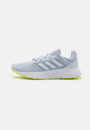 GALAXY 5 - Neutral running shoes - halo blue/footwear white/solar yellow