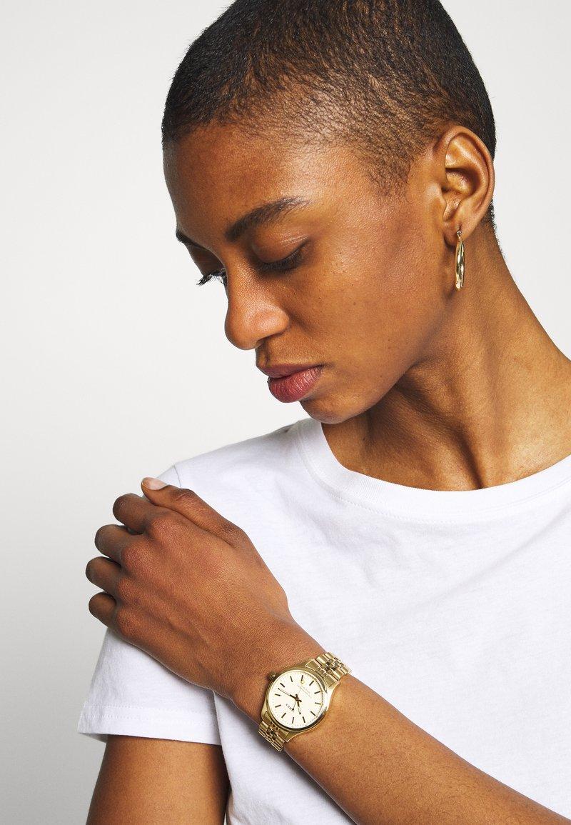 Timex - WATERBURY - Watch - gold-coloured