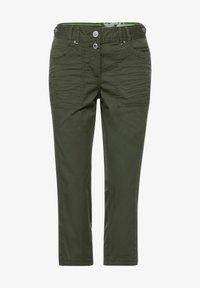 Cecil - Denim shorts - grün - 3