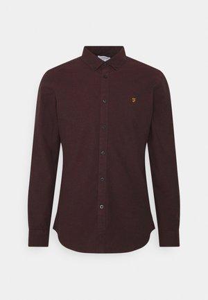 STEEN - Shirt - farah red
