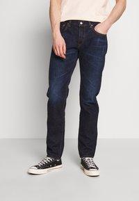 Edwin - REGULAR TAPERED - Straight leg jeans - dark blue denim - 0