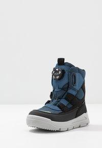 Superfit - MARS - Winter boots - schwarz/blau - 2