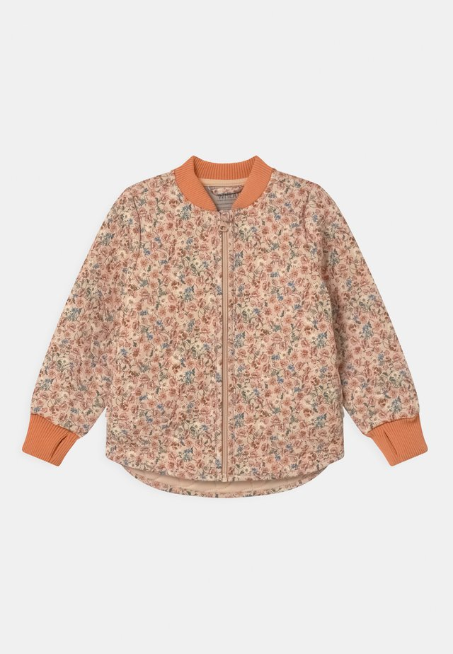 THERMO LOUI UNISEX - Outdoor jacket - alabaster