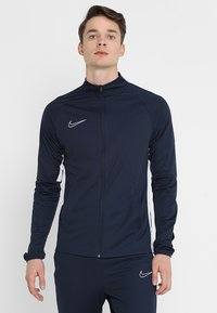 Nike Performance - DRY SUIT SET - Chándal - obsidian/white - 0