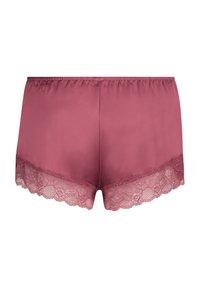 Hunkemöller - Pantaloni del pigiama - red - 4
