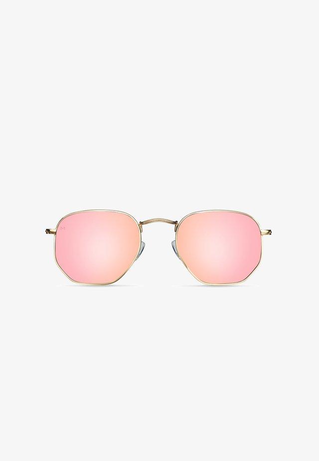 EYASI - Sunglasses - gold rose