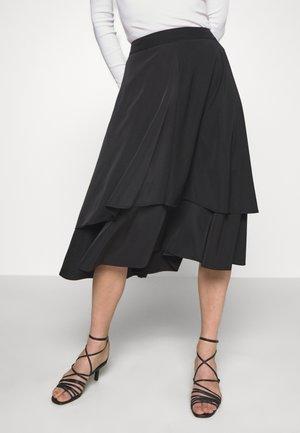SKIRT MILA - A-line skirt - black