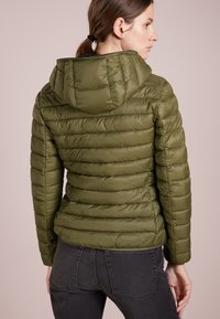 Save the duck - GIGA - Winter jacket - dusty olive - 2