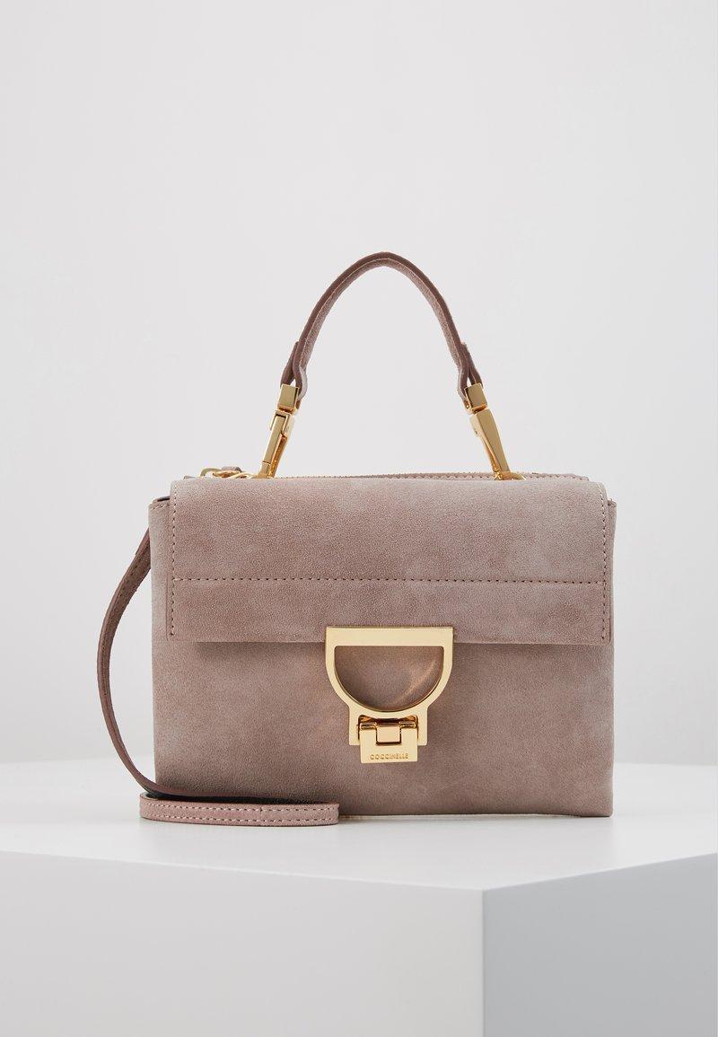 Coccinelle - ARLETTIS  - Handbag - pivoine