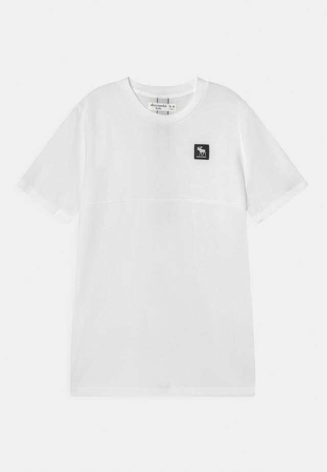 LOGOTAPE - T-shirt con stampa - white