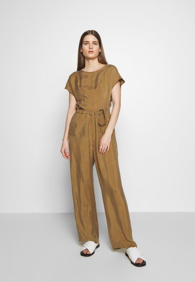 DOLCIUMI - Jumpsuit - brown