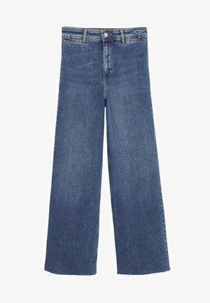 Jean flare - dark blue