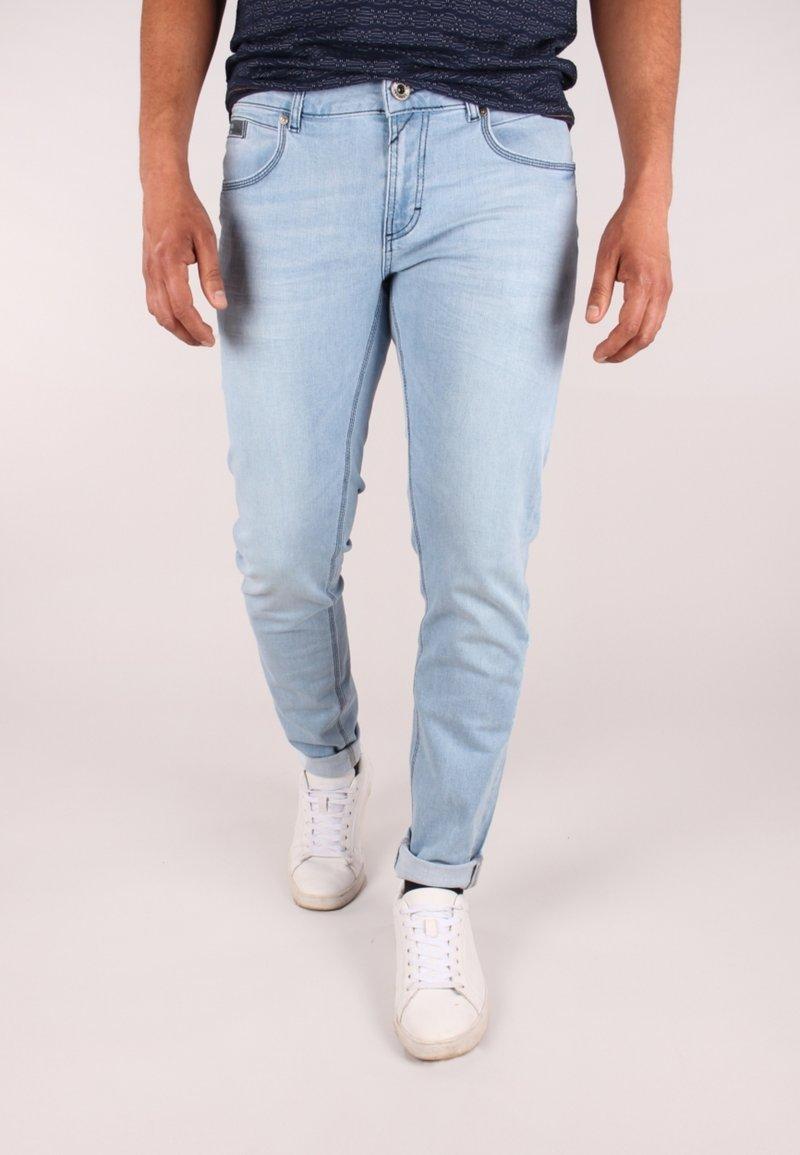 Gabbiano - Slim fit jeans - light blue