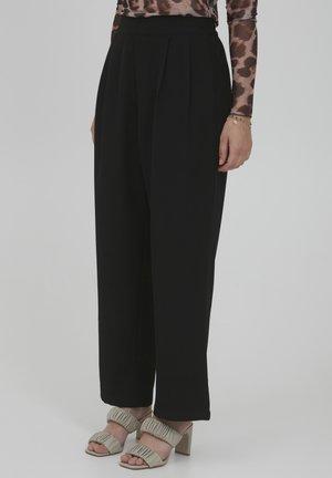 IXLUXA PA - Trousers - black