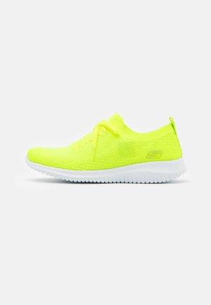 ULTRA FLEX - Slip-ons - neon yellow