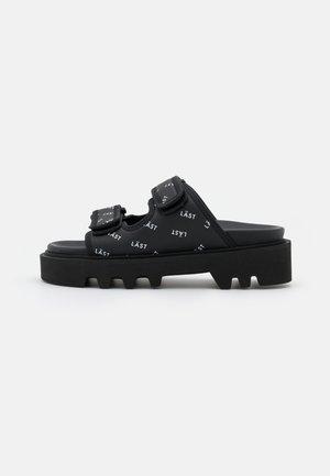TEMPO - Sandaler - black