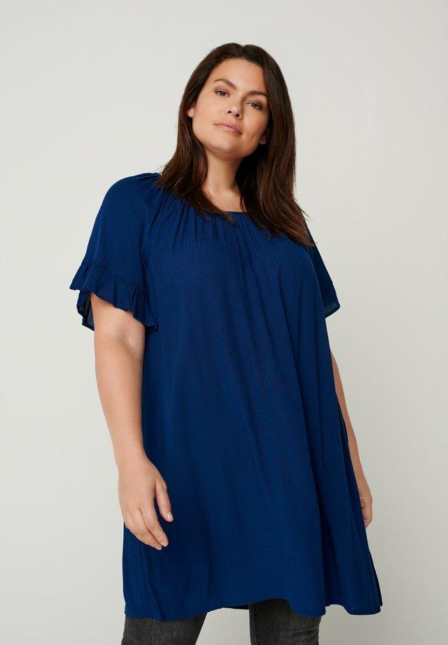 Tunica - blue