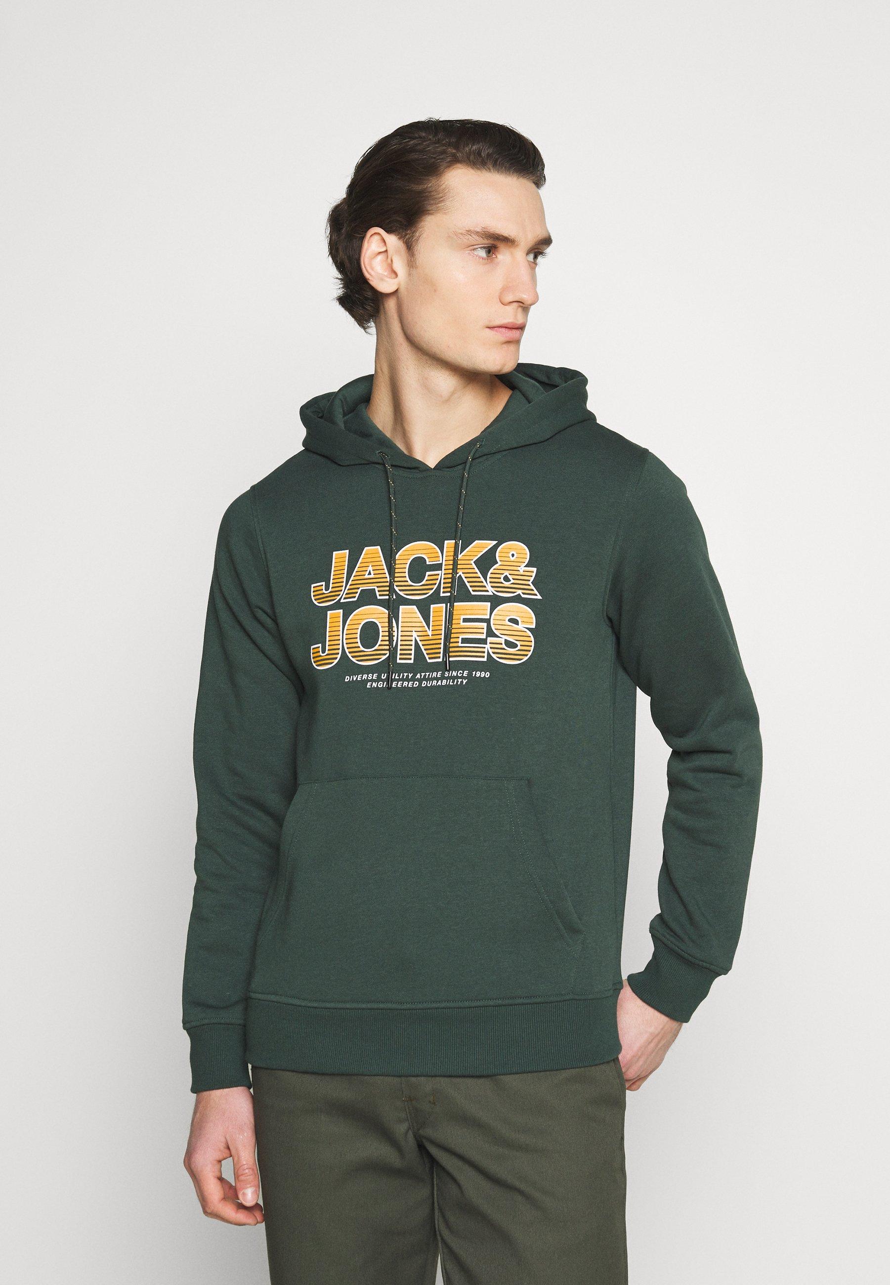 Herren JCOSENSE HOOD - Sweatshirt