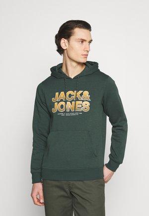 JCOSENSE HOOD - Sweatshirt - darkest spruce