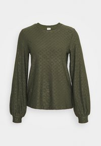 JDY - Long sleeved top - deep depths - 0