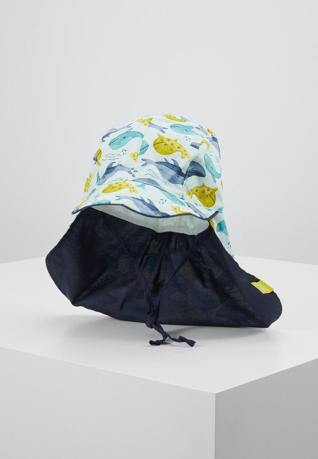 MINI SCHILDMÜTZE - Cappellino - aqua blau