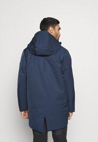 Peak Performance - SAPPHIRE - Winter coat - blue shadow - 2