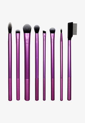 EVERYDAY EYE ESSENTIALS - Makeup brush set - -