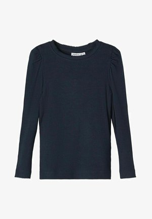 Pitkähihainen paita - dark sapphire