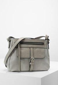 L. CREDI - CEZELIA - Across body bag - stone - 0