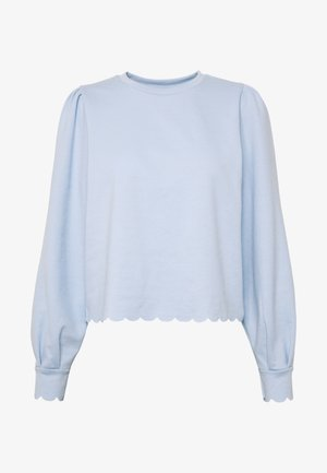 PCAUDREY IF PETITE - Long sleeved top - kentucky blue