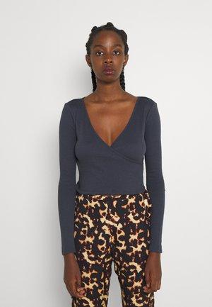 BALLET WRAP - Pullover - ebony