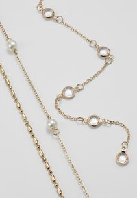 sweet deluxe - 3 PACK - Necklace - gold-coloured - 4