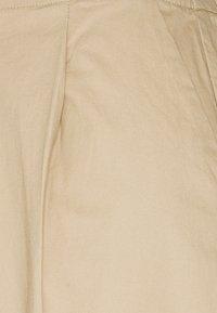 Vero Moda Tall - VMCHARLIE LOOSE PANT - Pantalones - beige - 2