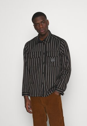 CAMISA STRIPES BROOKLYN - Shirt - brown
