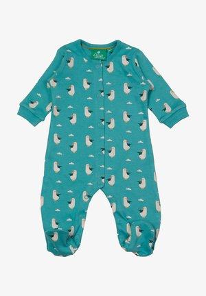 Sleep suit - turquoise