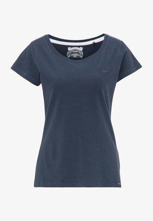T-SHIRT - Basic T-shirt - blue