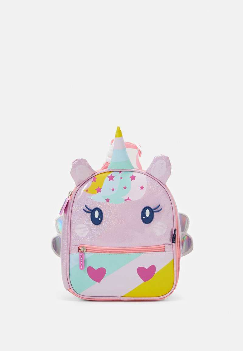 Sunnylife - UNICORN KIDS LUNCH BAG - Lunch box - pink