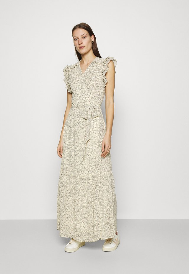 TYRA LOU - Maxi dress - beige