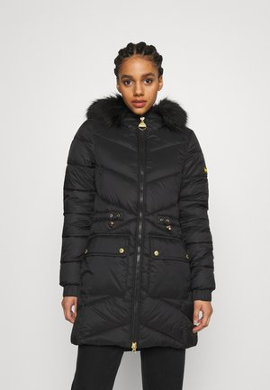 TAMPERE QUILT - Winter coat - black