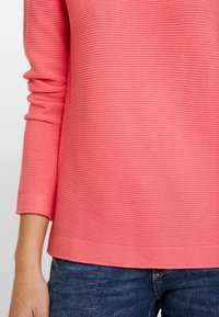 TOM TAILOR - SWEATER NEW OTTOMAN - Jumper - charming pink - 4